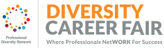 Diversity Career Fiar Graphic