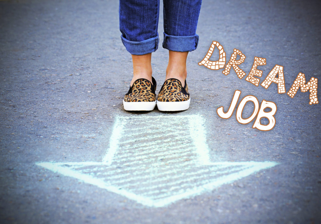 Find you dream job