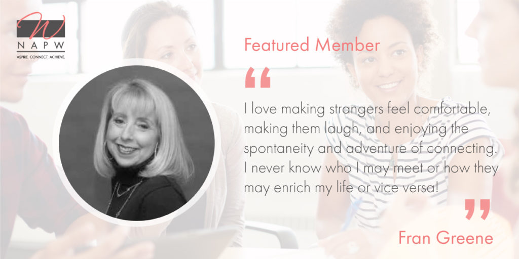 Featured Member Fran Greene: Helping Others Find Love