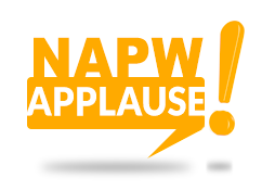 NAPW Applause