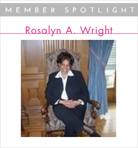 Rosalyn A Wright